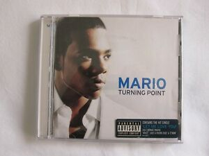 MARIO - TURNING POINT CD - FREE POST TO UK ONLY
