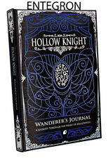 Hollow Knight - Wanderer's Journal Hardcover Strategy Guide Art Book (160 Pages)