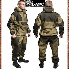 "GORKA 4 ""BARS"" RUSSIAN UNIFORM,ORIGINAL,Army combat uniform Military style suit"