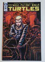 Teenage Mutant Ninja Turtles #92 Variant Cover by Kevin Eastman Jennika IDW