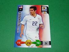 FEILHABER USA PANINI FOOTBALL CARD FIFA WORLD CUP 2010  ADRENALYN XL