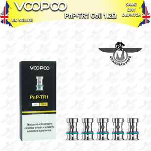 VOOPOO PNP TR1 REPLACEMENT COILS - PACK OF 5