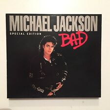 BAD SPECIAL EDITION - 2001 - EUROPE - MICHAEL JACKSON