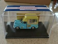Oxford Diecast Roadshow MM033 Walls Ice Cream Morris Minor BN Limited Edition