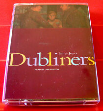 James Joyce Dubliners 2-Tape Audio Book Jim Norton Araby/Eveline/Clay/The Dead+2