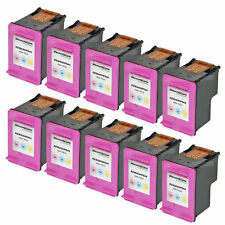 10 CC644WN COLOR Ink Print Cartridge for HP 60XL 60 XL Deskjet F4280 D1660 F4480