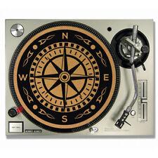 Compass Vinyl CORK DJ SLIPMATS / Turntable SLIP MATS
