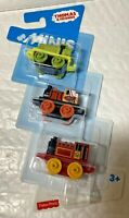 Thomas And Friends Minis Fisher-Price 3 Pack New And Unopened