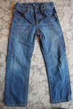 Boys Gap Slim Straight Fit Jeans Pants Size 5 GUC