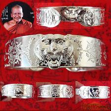 1 AMULET MAGIC Bracelet TIGER Buchakru54 LP Pern Famous YANTRA Lucky Rich Holy