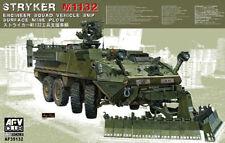 1/35 AFV Club U.S. M1132 Stryker Engineer Squad Vehicle SMP Mine Plow #35132