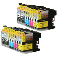 16 INK NON-OEM LC-101 LC-103 FOR BROTHER DCP-J152WMFC-J4410DW MFC-J4510DW