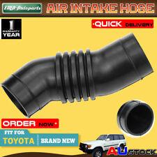 For Toyota Landcruiser 80 Series 1990-1998 1HZ 4.2L  Rubber Air Intake Hose