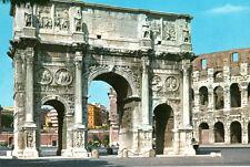 Roma Postcard - Arco di Costantino - Unused