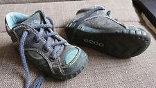 schwarze Ecco Schuhe Gr. 24