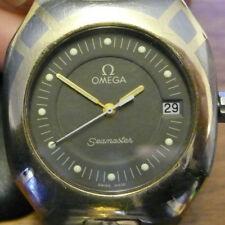 Omega Polaris Seamaster Gold Titanium Watch Mens Ladies Gift Present Student Car