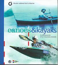 Musée Adrien Mentienne (Bry sur Marne) Musée de la Marine 2004 canoes et kayaks