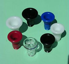 Mundstück  Schalmei Martinstrompete verschiedene Farben  1A Qualität