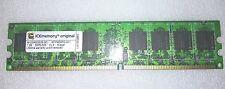memoria ram 1gb ddr2 533 cl4-6 Layer Iceberg Tecnology Apple compatibile test ok