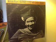 VICTORIA SPIVEY -Woman Blues~ BLUESVILLE 1054 {orig} wLonnie Johnson ->VERY RARE