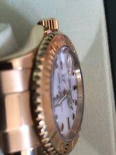 Rolex Yacht-Master 16628 Gelbgold 40 mm Box Und Rolex Papiere Vorhanden.