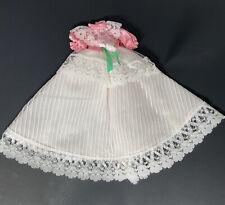 Euc Tagged Takara Licca Chan Doll Vintage Dress From Japan