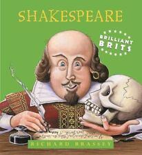 Shakespeare (Brilliant Brits) (Book 2)-ExLibrary