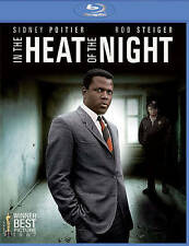 "IN THE HEAT OF THE NIGHT(1967)LBX ""BRAND NEW BLUE RAY DISC"" (SIDNEY POITIER)FOX"