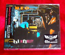 Reo Speedwagon Hi Infidelity 2 X CD JAPAN EICP-1492-93
