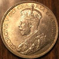 1936 CANADA SILVER DOLLAR - Choice! Amazing !!