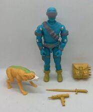 Black Major Custom Snake Eyes Cobra India Secret Service With Wolf
