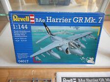 Modelkit Revell Bae Harrier GR MK.7 on 1:144 in Box