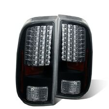 CG Ford F-250/Super Duty 08-16 LED Tail Light Black