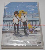 New Digimon Adventure tri. Vol.1 Saikai Regular Edition DVD Japan F/S BIBA-2841