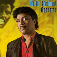 "Little Richard Operator UK 45 7"" single +Picture Sleeve +Big House Reunion"