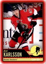 2012-13 O-Pee-Chee Red #413 Erik Karlsson (ref 11288)