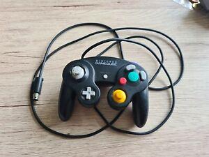 Manette Officielle Nintendo Gamecube GC Noire Black Controller Pad
