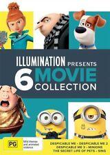 Illumination (DVD, 2017, 6-Disc Set)