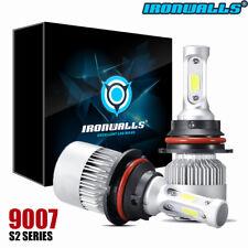 HB5 9007 COB LED 1500W 225000LM Headlight Conversion Kit Bulb White 6000K HI/LO