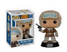Star Wars Han Solo HOTH Funko POP 47 Figure Movie Guerre Stellari