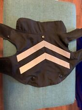 Top Paw Sweater Coat 2 In 1 Size Small Black GUC