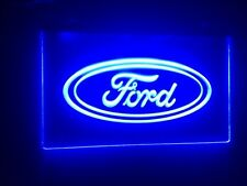 Ford Neon Sign Man Cave Car Garage Night LED Light Gift signboard