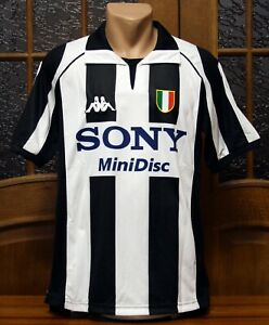 Juventus 1997/98 Champions League Home Football Shirt ZIDANE #21