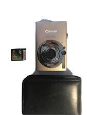 Canon PowerShot Digital ELPH SD1100 IS IXUS 80 IS 8.0MP Digital Camera Rosé