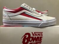 VANS Old Skool x David Bowie 'Aladdin Sane' 3.5-12 VN0A38G1VIP 100% Authentic