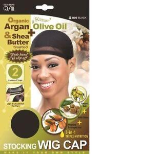 Qfitt Stocking Wig Cap
