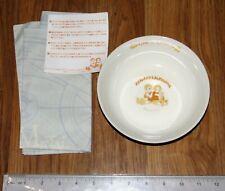 Fullmetal Alchemist ceramic bowl & handkerchief 2003 anime Edward Alphonse Japan