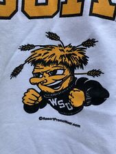 New Wichita State Shockers Wsu T Shirt Sz ( Medium