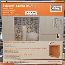 """Schluter Kerdi Shower Niche 12""""x12"""""""