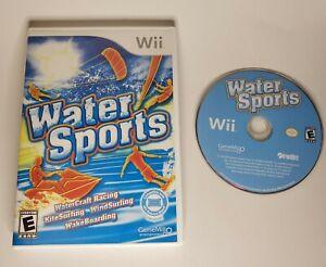 Water Sports (Nintendo Wii, 2009)